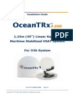 Installation Guide TRx4-500