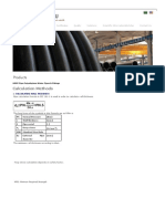 HDPE Pipe Thickness Calculations