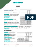 Rappel Excel 1