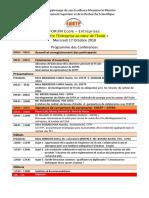 FORUM Ecole - Entreprises  Programme des conférences-débats.pdf