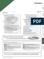 Roland FP-30 Manual