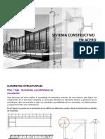 Sistema Constructivo en Acero