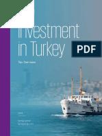 Investment in Turkey 2018