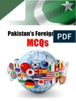 Pakistan Foreign Policy MCQs.pdf