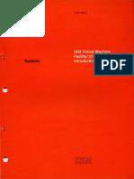 IBM VM370 Introduction