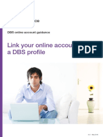 Link Your Online Account to a DBS Profile v0 2