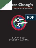 2nd Dan Black Belt Manual