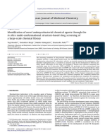5-Identification of Novel Antimycobacterial Chemical Agents Through The
