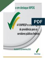 Slides Palestra 05nov2013 Mpog - 131105_ricardo_pena_funpresp_bsb