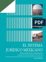 Sistema Juridico Mexicano