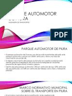 Parque Automotor de Piura