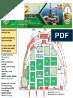 NAPE 2018 Floorplan