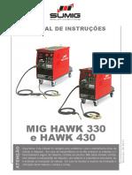 Manual Fonte Mig Sumig Hawk 330 430