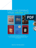 Brepols Catalogus FTC Winter 2018 Web