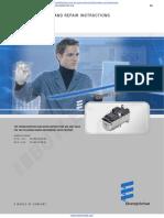Eberspacher Hydronic II C D5S Workshop Manual