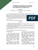 Perubahan Beberapa Sifat Kimia Tanah Akibat Pemberian Limbah Cair Industri Minyak Sawit