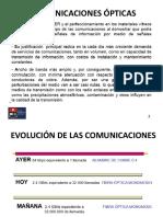 Capitulo 1 Comunicaciónes Opticas