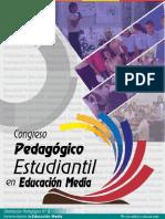 CONGRESO PEDAGOGICO 2018