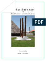 Forbes Burnham and the Liberation of Southern Africa