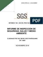 Informe de Inspección de Seguridad - Um Bambas