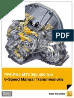 Brochure BVM PF6 PK4 MAJ 2014 - Cutie Viteze Renault