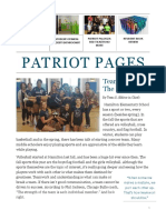 Patriot Pages November Issue