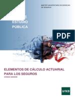 Elementos Calculo Actuarial