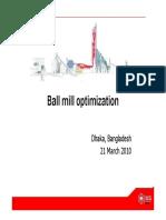 Ball Mill Optimization.pdf