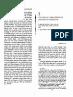 Althusser Contradicción y Sobredeterminación