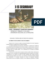 foro documento