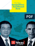 LSE IDEAS New Geopolitics of Southeast Asia