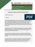 La opción por el árbitro de emergencia en los casos de contratos de construcción FIDIC (Pág. 11-13); E. Figueroa.pdf
