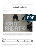 day 1  newsela article  systematic oppression