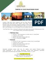 Job Ad Coco Palm - 10-01-2019