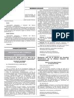 Publicacion Oficial - Diario Oficial El Peruano