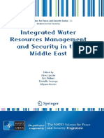 Clive Lipchin, Eric Pallant, Danielle Saranga, Allyson Amster - Integrated Water Resources Management and Security in the Middle East (NATO Science for Peace and Security Series C_ Environmental Secur