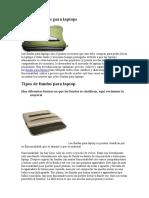 Tipos de Fundas Para Laptops