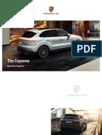 Cayenne - Brochure