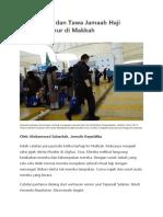 Jejak Derita Dan Tawa Jamaah Haji Muslim Uighur Di Makkah
