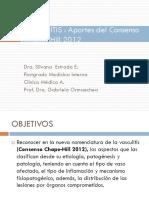 Vasculitis ESTRADA 05-12-2015