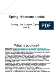 Spring Hibernate Tutorial