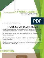 Diapositivas 4. Ecosistemas y Biodiversidad