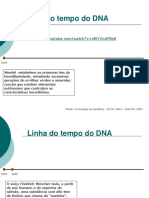 A Descoberta Do DNA – Watson e Crick