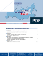 Russian Analytical Digest 229