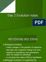 Mechanisms of Microevolution