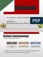 Epidemiologi - New