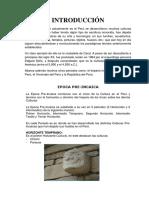 Historia Peru