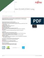 Ds CELSIUS J550 2 Long Lifecycle