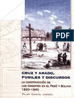 Cruz y Arado, Fusiles Y_discursos