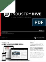 Retail Dive Mediakit